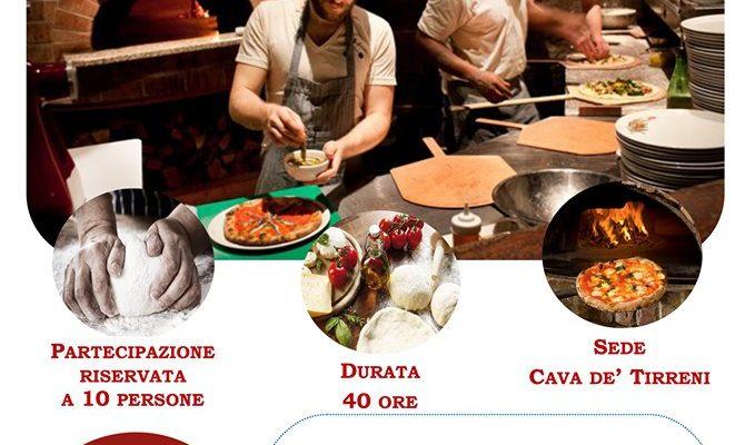 Corso pizzaioli locandina